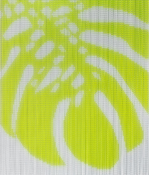 Kriska® Gypsette Cheesy Lime by Kriskadecor | Metal weaves / meshs