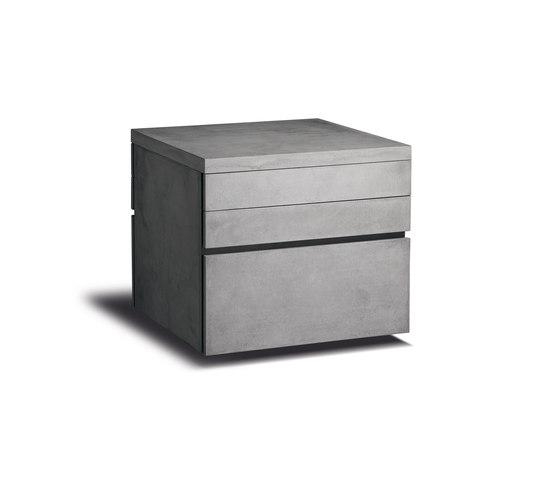 Modulküche HOG Aufbewahrungsmodul von steininger.designers | Modulküchen