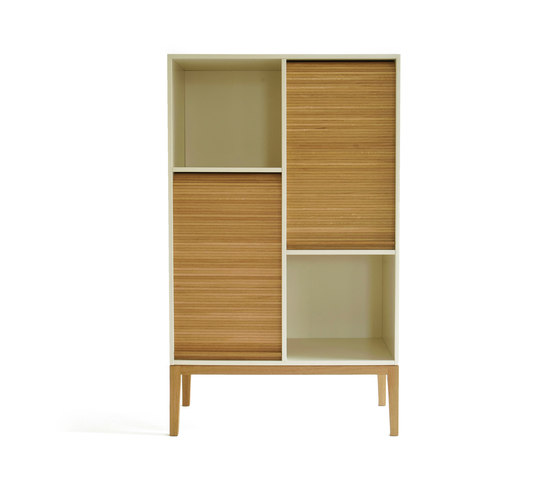 Tapparelle Cabinet L by Colé | Cabinets