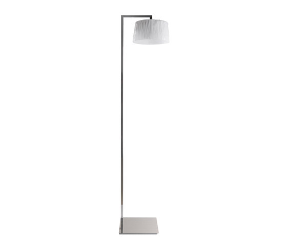 White Belt floor lamp by Poesia | General lighting