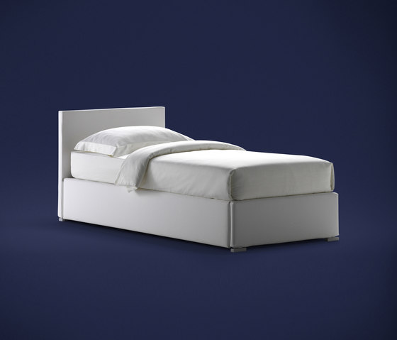 Biss bed by Flou | Single beds