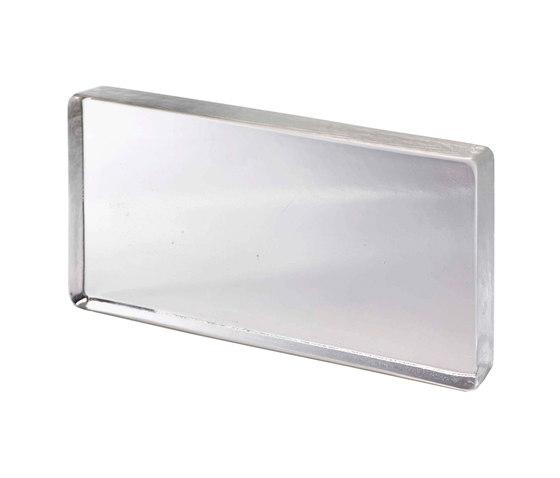 Mattoni in vetro | Form tavella by Poesia | Decorative glass