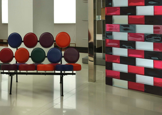 Poesia Partition by Poesia | Decorative glass