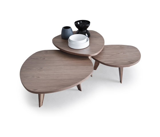 Tavolini 9500 - 40 | 41 | 42 Table by Vibieffe | Side tables