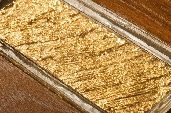Aurantia texture | Sideral life by Poesia | Decorative glass