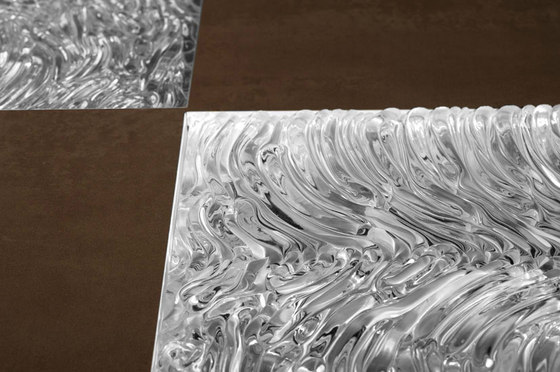 Emotional by Poesia | Decorative glass