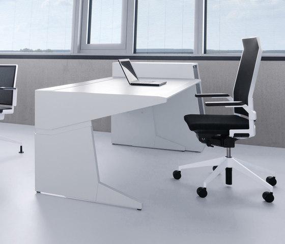 Workout Einzel APL by planmöbel | Individual desks