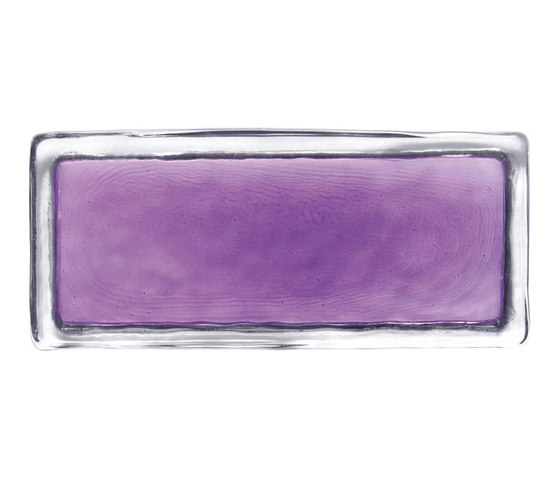 Vetroattivo Gamma | mystic violet by Poesia | Decorative glass