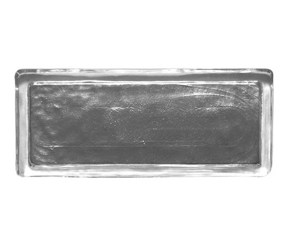 Vetroattivo Gamma | silver ghost de Poesia | Verre décoratif
