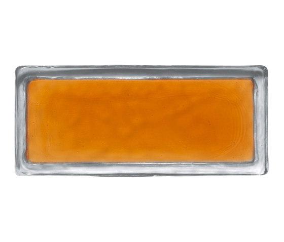 Vetroattivo Gamma | sweetest orange by Poesia | Decorative glass