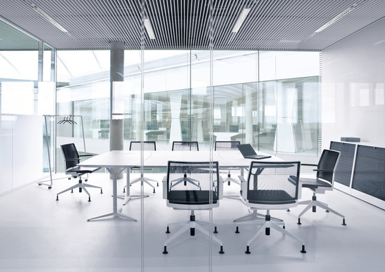 Workout Konferenztischanlage by planmöbel | Conference table systems