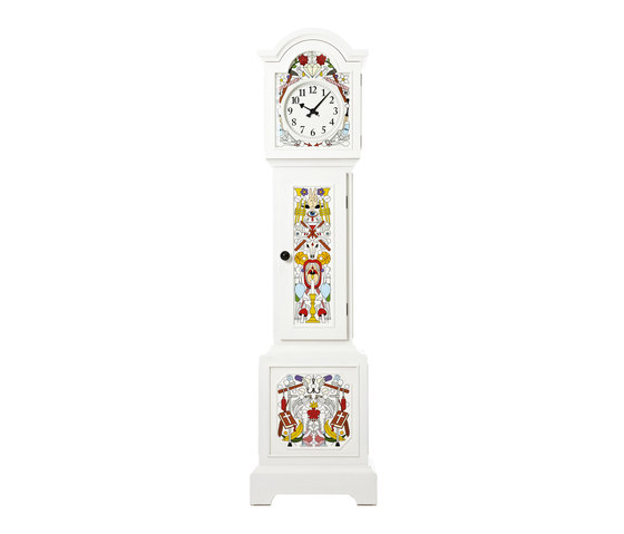 altdeutsche Clock by moooi | Clocks