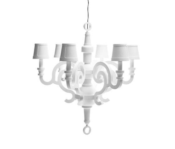paper chandelier XL by moooi | General lighting