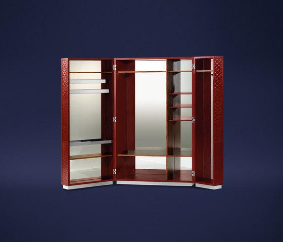 Condotti Trunk wardrobe by Flou | Cabinets