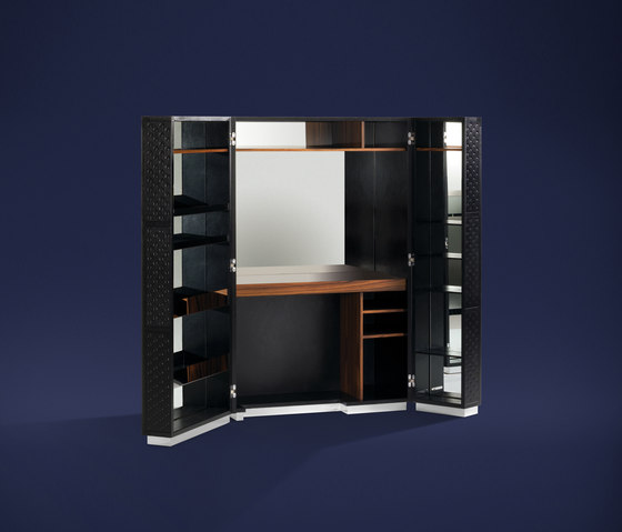 Condotti Trunk desk by Flou | Cabinets