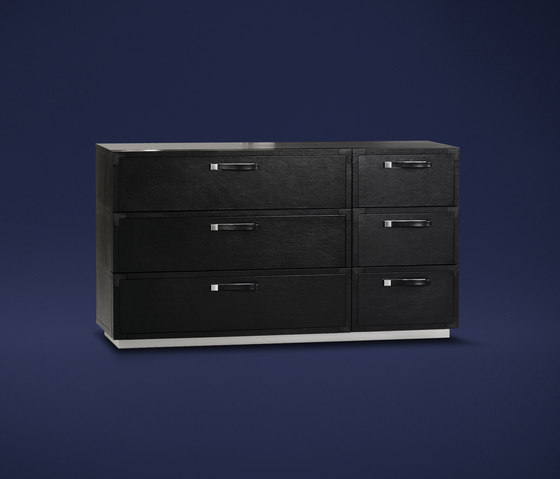 Condotti Drawer chest by Flou | Sideboards