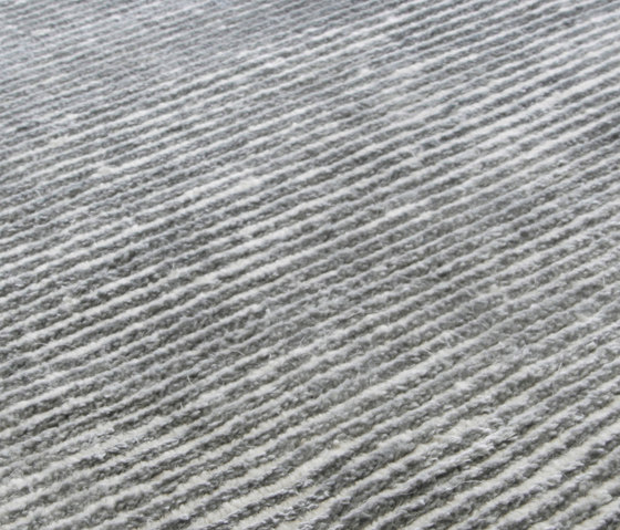 Jaybee solid storm gray by Miinu | Rugs