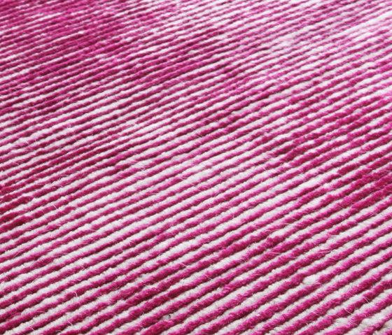 Jaybee solid fuchsia purple von Miinu | Formatteppiche