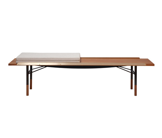 Table Bench by House of Finn Juhl - Onecollection | Waiting area benches