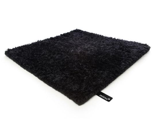 Plush Flat black by Miinu | Rugs / Designer rugs