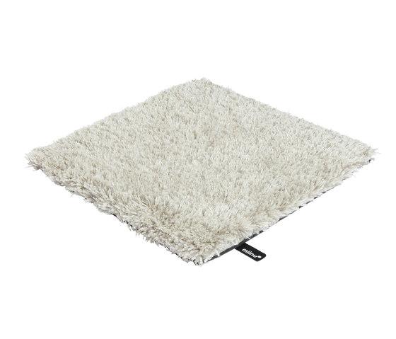 Roots 34 beige gray von Miinu | Formatteppiche