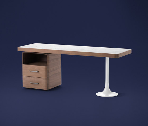 Ermes Desk by Flou | Desks