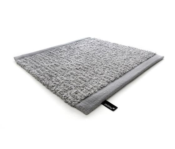 Zigzag silver gray by Miinu | Rugs / Designer rugs
