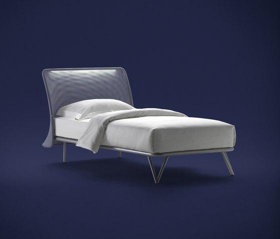 Essentia Single by Flou | Single beds