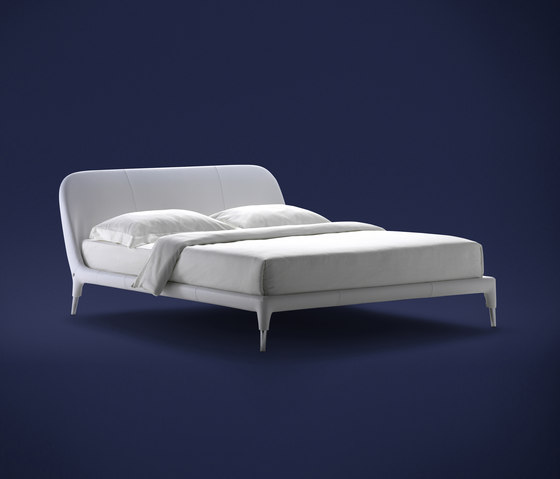 Guia Bed by Flou | Double beds