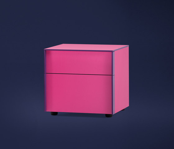 Juta Bedside table by Flou | Night stands
