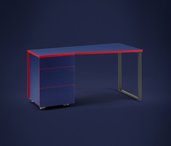 Juta Desk by Flou | Desks