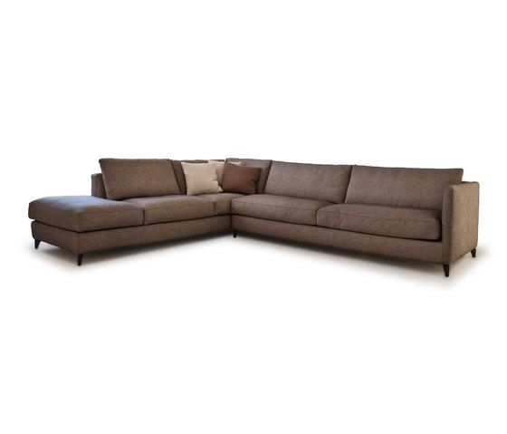 Zone 910 Slim Sofa di Vibieffe | Divani