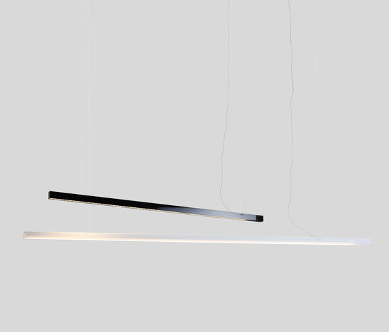 Black Bar | White Bar by Ayal Rosin | General lighting