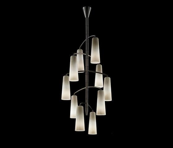 Colimaçon de Barovier&Toso | Lámparas de techo