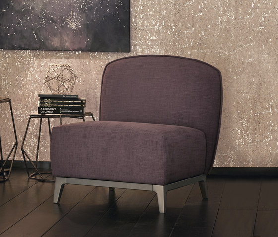 Olivier Armchair by Flou | Armchairs