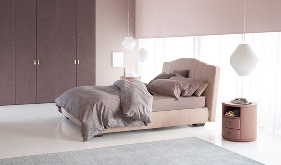 Opera Bed by Flou | Double beds