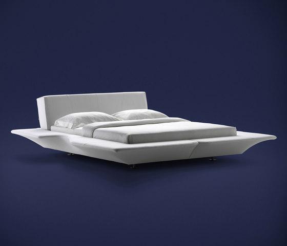 Piano Piano Bett von Flou | Doppelbetten