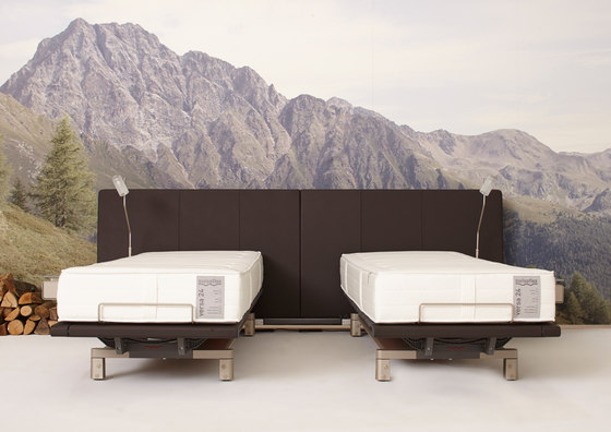 swissbed ambiente by Swissflex | Double beds