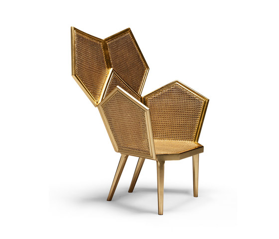 Lui 5 Armchair by F.LLi BOFFI | Lounge chairs
