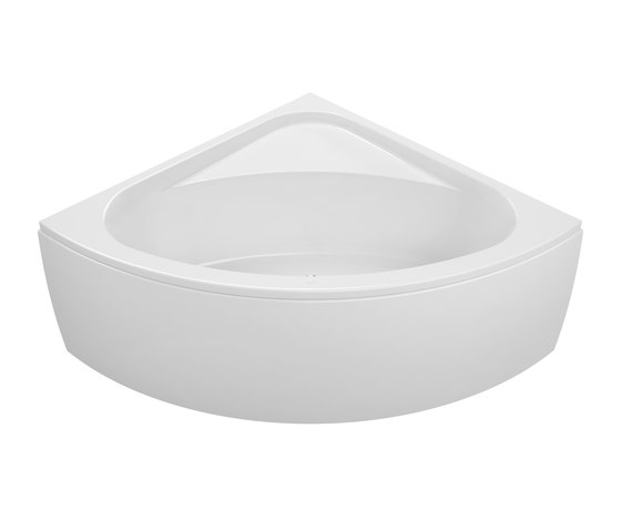 Loop & Friends tub corner by Villeroy & Boch | Corner baths
