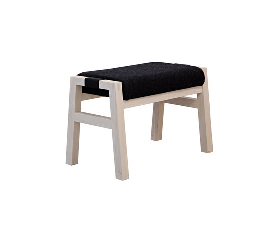 Jako High footrest by Olby Design | Poufs