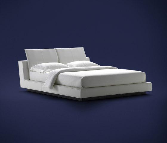 sama bett doppelbetten von flou architonic. Black Bedroom Furniture Sets. Home Design Ideas