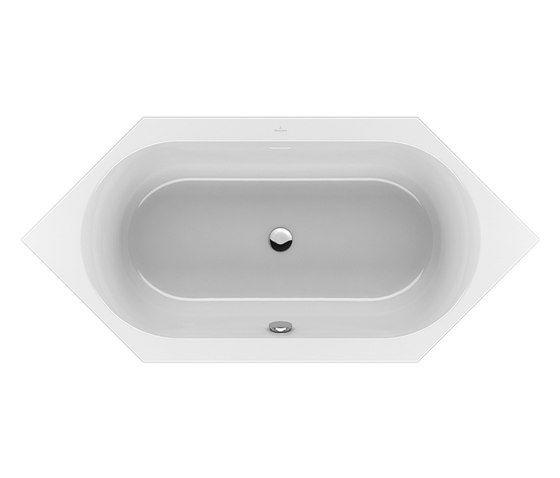 Loop&Friends Bath by Villeroy & Boch | Built-in bathtubs