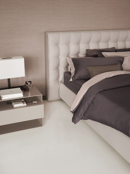 Sanya Bed by Flou   Double beds