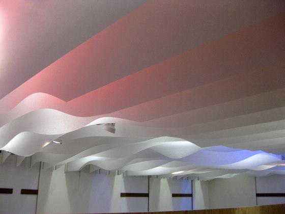 Drop Stripe by PROCÉDÉS CHÉNEL | Suspended ceilings