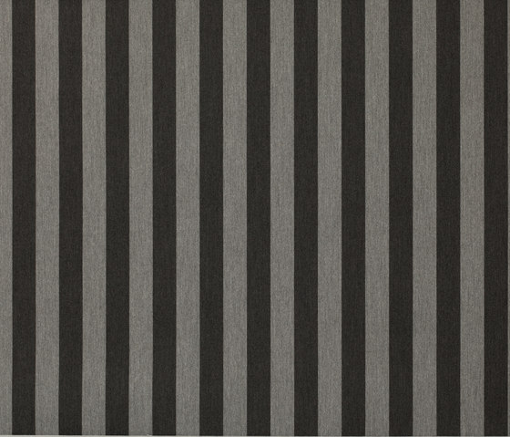 Solids & Stripes Yacht Stripe Chiné Grey by Sunbrella | Outdoor upholstery fabrics