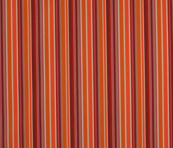 Solids & Stripes Brannon Orange by Sunbrella | Outdoor upholstery fabrics