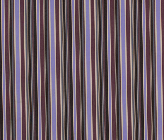 Solids & Stripes Brannon Aubergine by Sunbrella | Outdoor upholstery fabrics