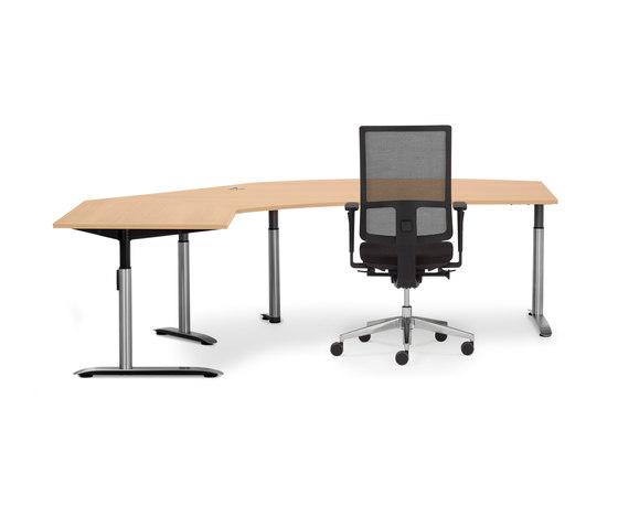 Ceo C Eco by Febrü | Individual desks