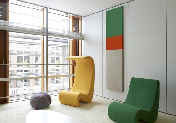 TRIPLE de acousticpearls | Paneles de pared